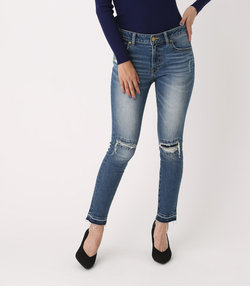 REPAIR DENIM SKINNY