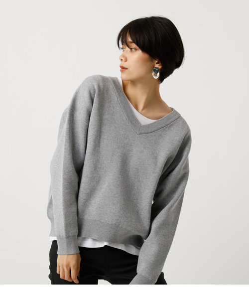 SWEATTER V/N TOPS