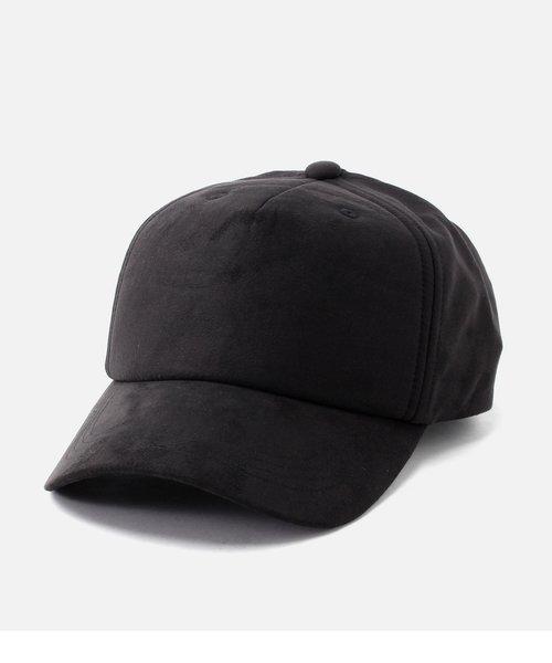 【MEN'S】FAKE SUEDE CAP