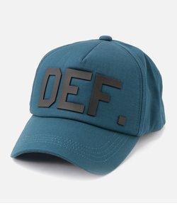 【MEN'S】DEF LOGO CAP