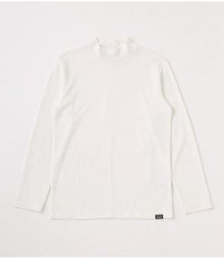 【MEN'S】TACK FRAISE HIGH NECK LONG TEE