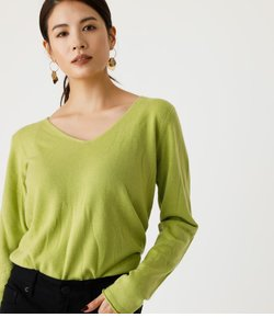 NUDIE V/N KNIT TOPS 3