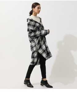 3WAY CHECK LONG SHIRT