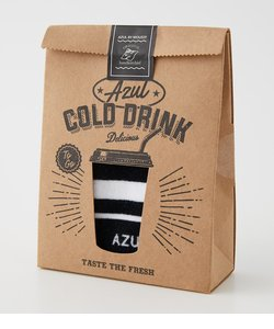 【MEN'S】DRINK AZUL HAND TOWEL