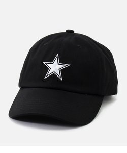 【MEN'S】ONE POINT STAR CAP