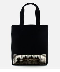 【MEN'S】STUDS TOTE BAG