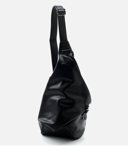 【MEN'S】ECO LEATHER BODY BAG