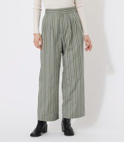 TUCK LOOSE PANTS
