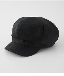 LINEN LIKE VOLUME CASQUETTE