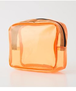CLEAR COLOR POUCH