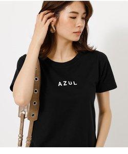 AZUL LOGO TEE