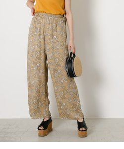 PAISLEY AIRY EASY PANTS