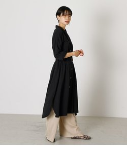 TRENCH LONG SHIRT GOWN