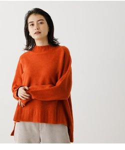 SOFT TOUCH HIGH NECK KNIT