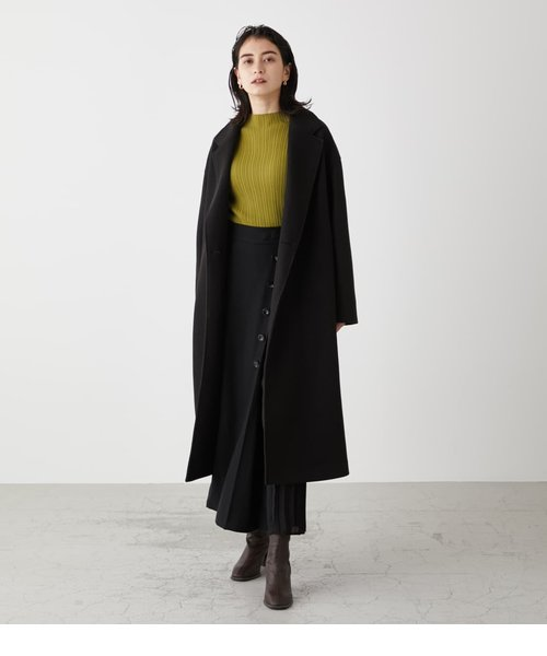 WASHABLE CHESTER LONG COAT