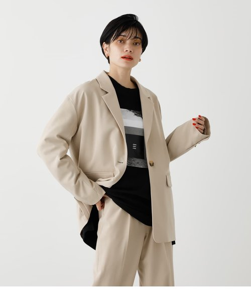 LOOSE TAILORED JACKET