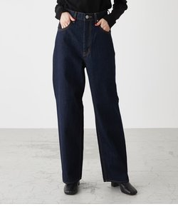 HIGH WAIST DENIM WIDE 3