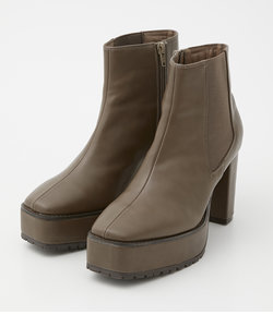 RUGGED SOLE BOOTS