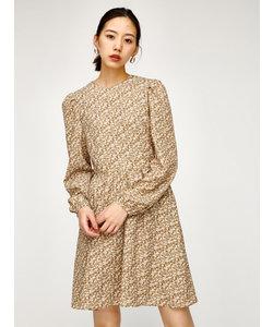FLORAL CLASSIC MINI ドレス