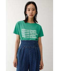 DIFFERENT Tシャツ