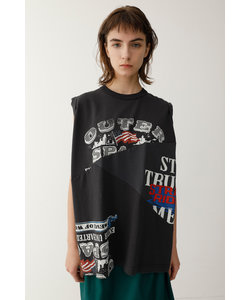 OUTAR SPACE NS Tシャツ