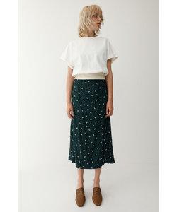 SIDE BUTTON スカート