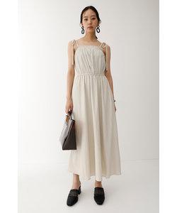 WAIST GATER ドレス
