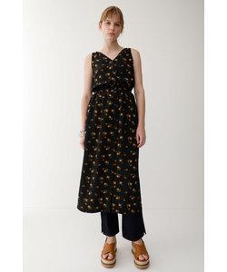DOT FLOWER ドレス