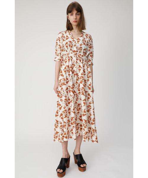 RUSTIC FLOWER ドレス