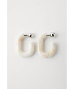 ACRYLIC TUBE EARRINGS