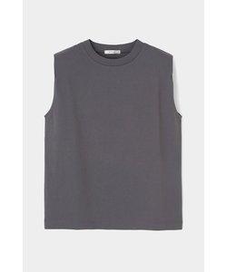 SHOULDER PAT SLEEVELESS Tシャツ
