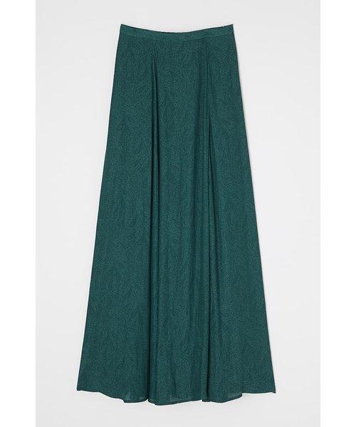 PAISLEY JACQUARD スカート