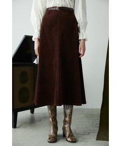 CORDUROY スカート