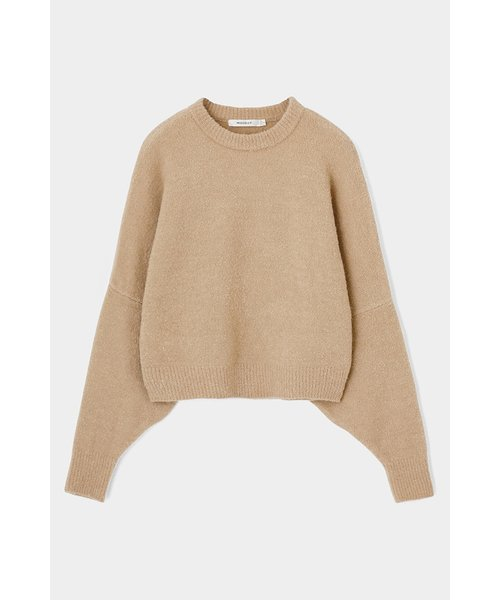 WIDE SLEEVE KNIT トップス