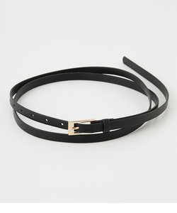 Two laps slim BELT