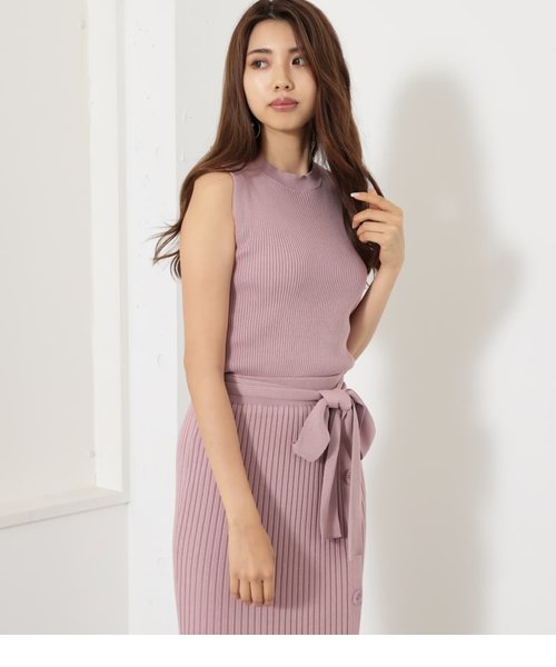 H/NリブKnit TOP