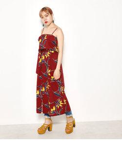 STRELIZIA CAMI DRESS