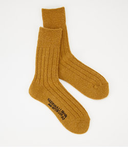 WARMY RIB SOCKS