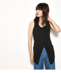 BACK RIBBON T/T TUNIC