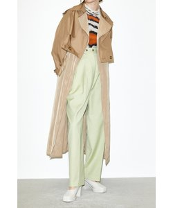 【THROW】FLEXIBLE TRENCH コート