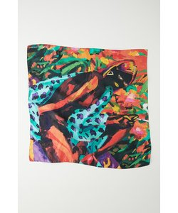MASASHI OZAWA X SLY スカーフ