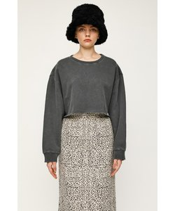 DOLMAN SLEEVE CROPPED トップス