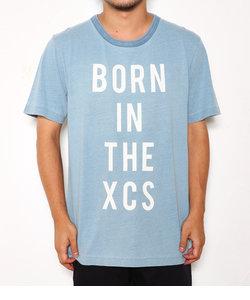 BORN IN THE XCS Tシャツ