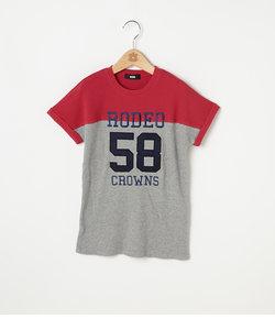 キッズ サーマル ナンバー Tシャツ