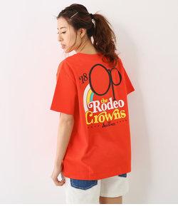 OP RAINBOW ビッグ Tシャツ
