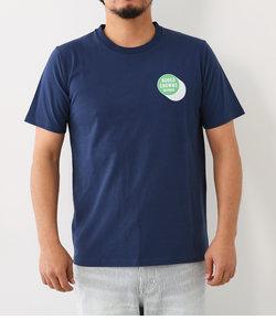 RCレコード バックロゴ Tシャツ