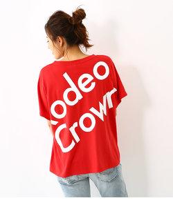 ビッグ ロゴ Tシャツ