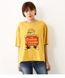 サイン ベア ビッグ Tシャツ