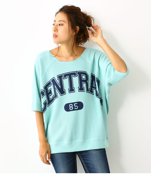 CENTRAL ワッフル トップス