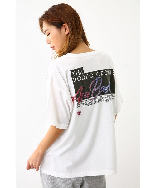 R Basis ビッグTシャツ
